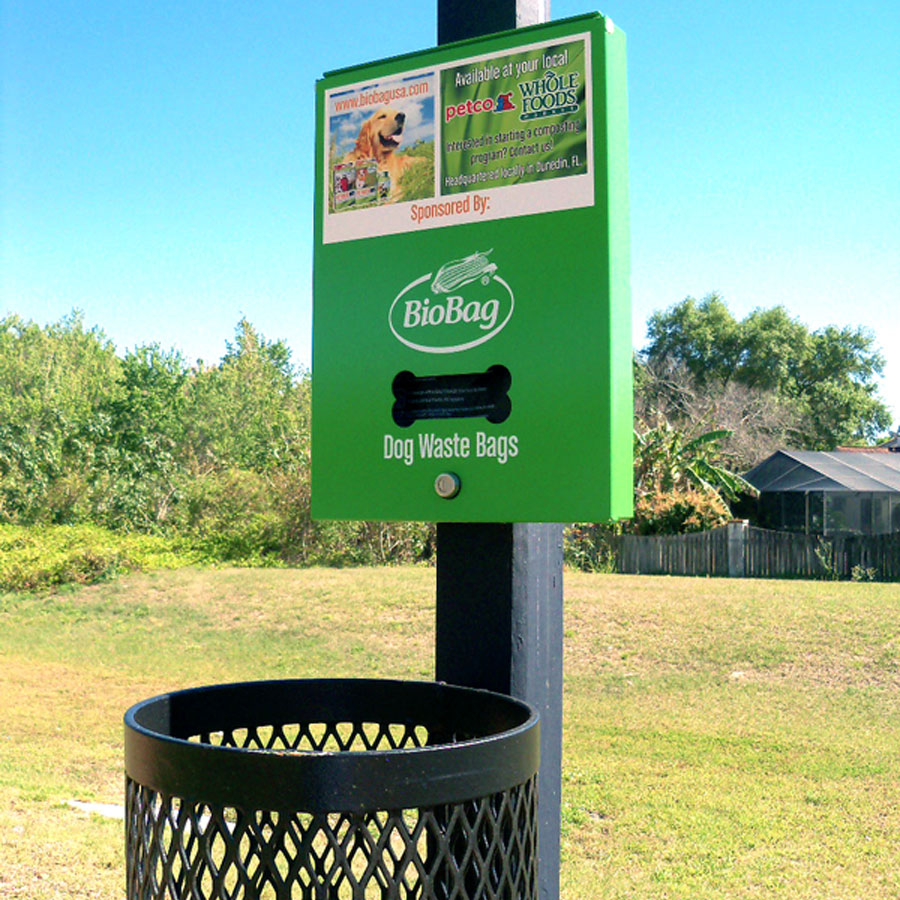 BioBag • Community Dog Parks & Waste Solutions